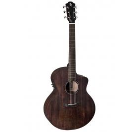 Baton Rouge X11S/FJE-SCR Flat Cut Jumbo elektroakusztikus gitár