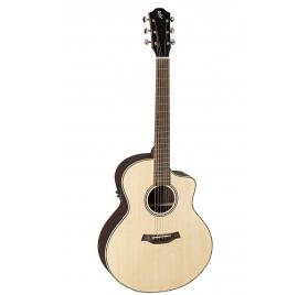 Baton Rouge X54S/FJE Flat Cut Jumbo elektroakusztikus gitár
