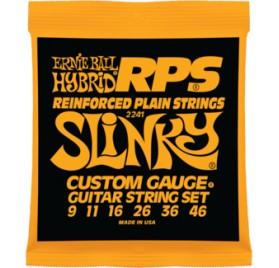 Ernie Ball RPS Hybrid Slinky elektromos gitárhúr