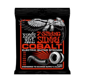 Ernie Ball Cobalt Skinny Top Heavy Bottom Slinky 7 elektromos gitárhúr