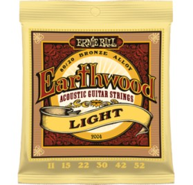 Ernie Ball Bronze Light