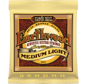 Ernie Ball Bronze Medium Light