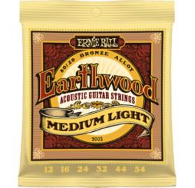 Ernie Ball Bronze Medium Light