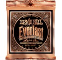 Ernie Ball 2550 Everlast Extra Light Coated Phosphor Bronze akusztikus gitárhúr készlet