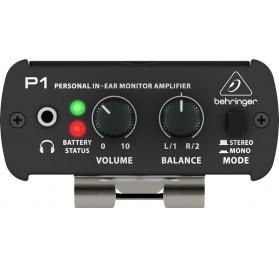 Behringer Powerplay P1 fejhallgató erősítő