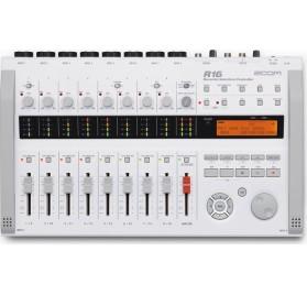 Zoom R16 digitális felvevő, hangkártya 16 csatornás