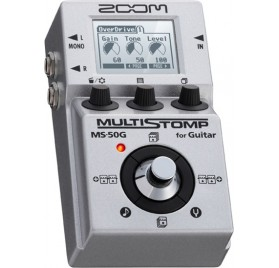 Zoom MS-50G gitár multieffekt