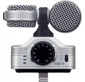 Zoom IQ-7 professzionális mikrofon iOS eszközhöz