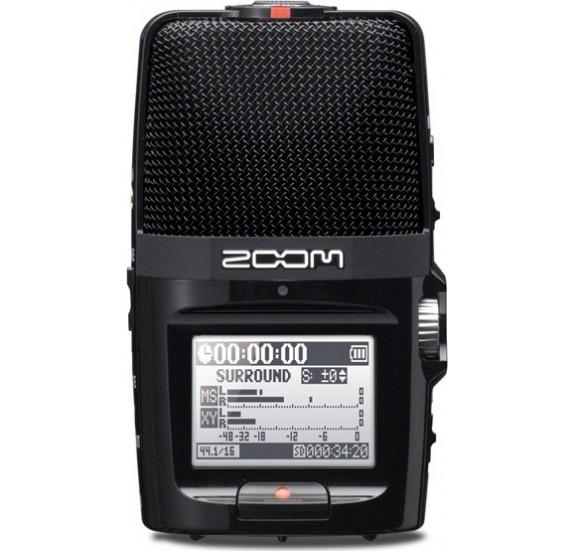 Zoom H2N digitális felvevõ, diktafon