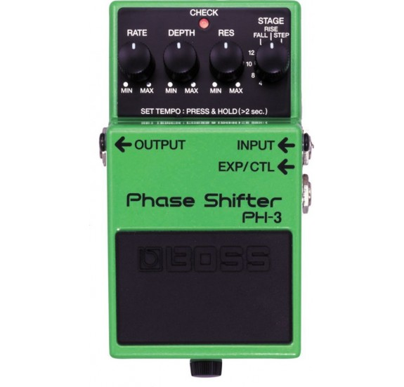 Boss Ph-3 Gitár Phase Shifter Pedál