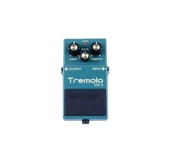 Boss TR-2 Tremolo gitár effektpedál