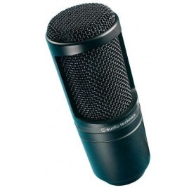 Audio-Technica AT 2020 kondenzátor mikrofon