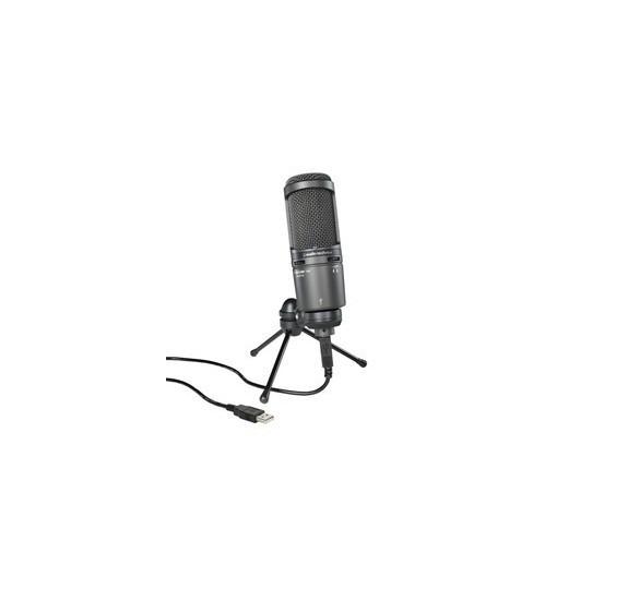 Audio-Technica AT2020USB+ kondenzátor mikrofon