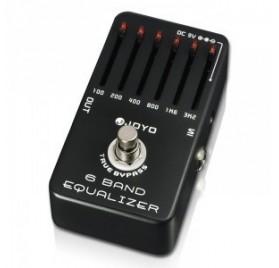 Joyo JF-11 6 Band Equalizer effektpedál