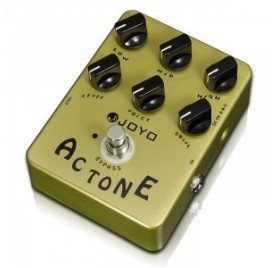 Joyo JF 13 AC Tone distortion effekt pedál