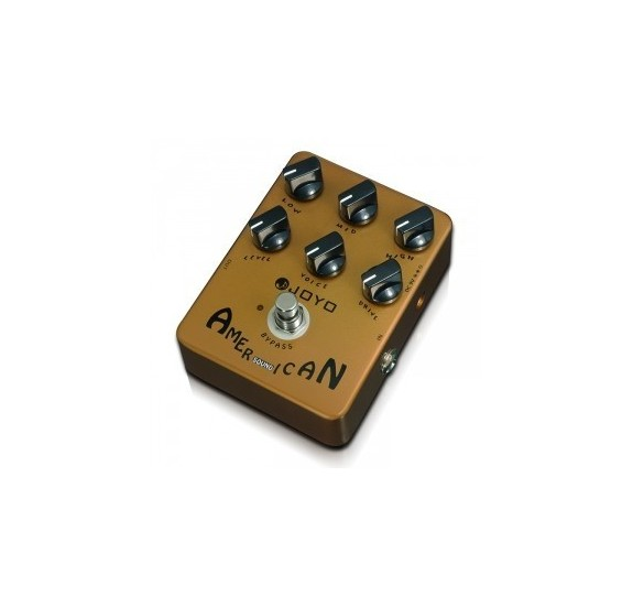 Joyo JF-14 American Sound distortion effekt pedál