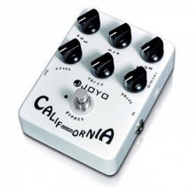 Joyo JF-15 California Sound distortion effektpedál