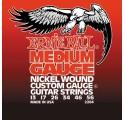 Ernie Ball 2204 Medium Electric Nickel Wound elektromos gitár húrkészlet
