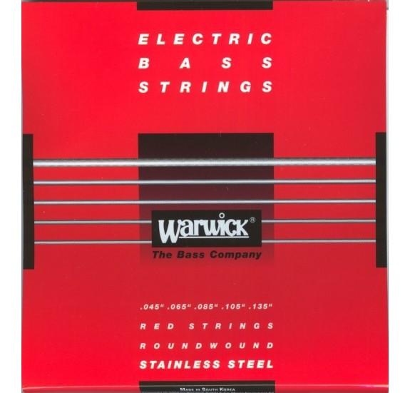 Warwick 42301 M Red Label basszusgitár húrkészlet
