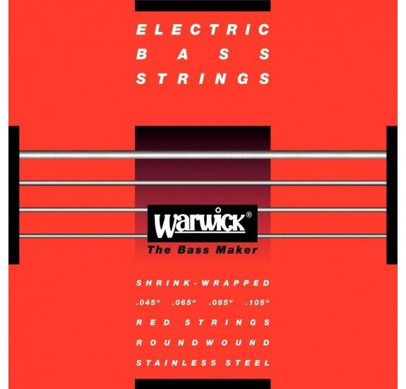 Warwick 42200 M Red Label basszusgitár húrkészlet