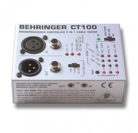 Behringer CT 100 Kábel Teszter