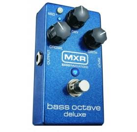 Dunlop MXR M288 Bass Octave Deluxe: effekt pedál