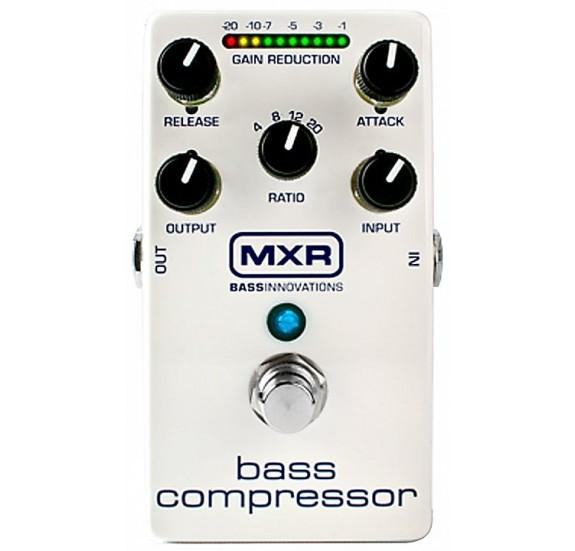 Dunlop MXR M87 Bass Compressor effekt pedál