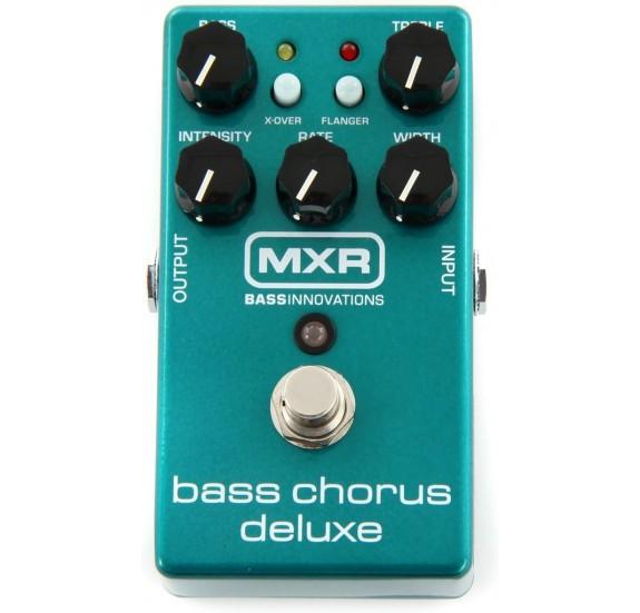 Dunlop MXR M83 Bass Chorus Deluxe basszusgitár effekt