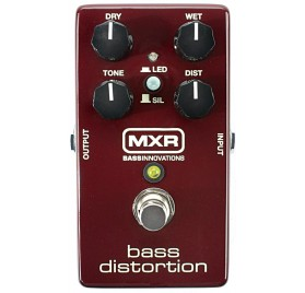 MXR M85 Bass Distortion pedál