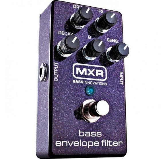 MXR M82 Bass Envelope Filter basszusgitár effekt