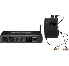 JTS SIEM-2/2 In-Ear Monitoring System vezeték nélküli rendszer