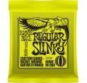 Ernie Ball Nickel Regular Slinky 10-46, elektromos gitárhúr