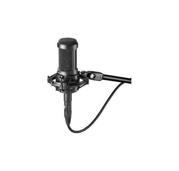 Audio-Technica AT2050, nagymembrános kondenzátor stúdiómikrofon