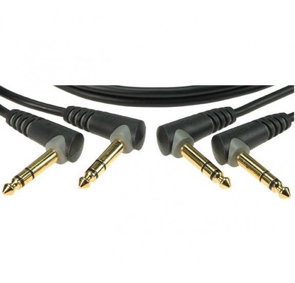 Klotz AB-JJA0090 Patch kábel 2 db