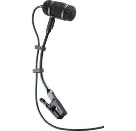 Audio-Technica PRO35 kardioid kondenzátor csíptetős hangszermikrofon