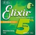 Elixir Electric Bass String Nanoweb Coating Medium B húr 130 single húr
