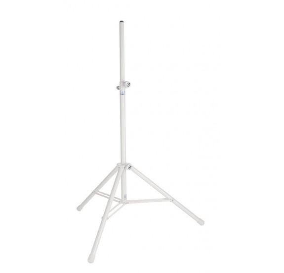 Konig & Meyer hangfal állvány: Starline széria, 1 375 - 2 180mm magasság, teherbírás: 50kg, fehér