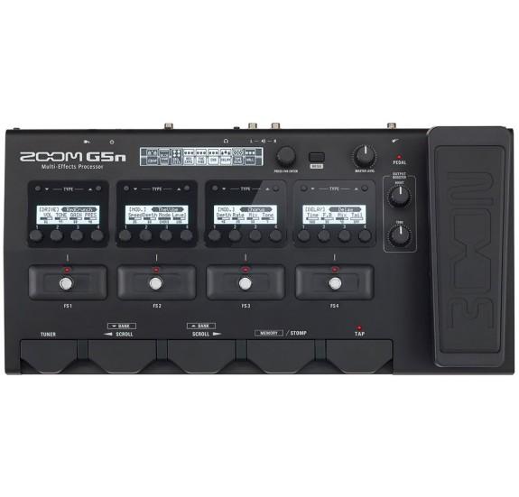 Zoom G5n multieffekt