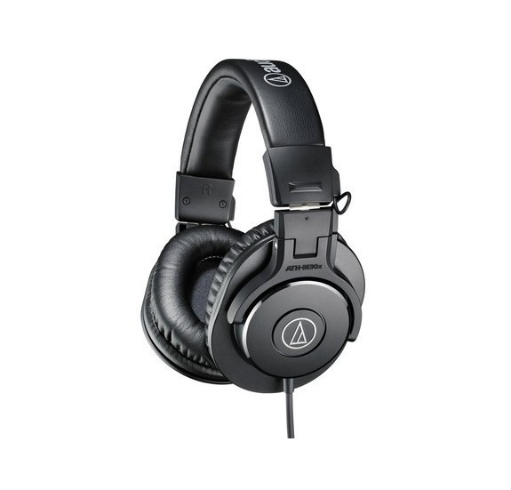 Audio-Technica Ath-M30 X Fejhallgató