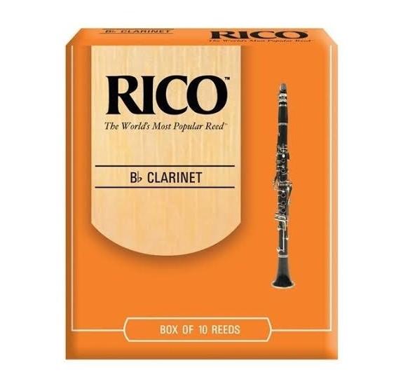 Rico 3 Bb klarinét nád
