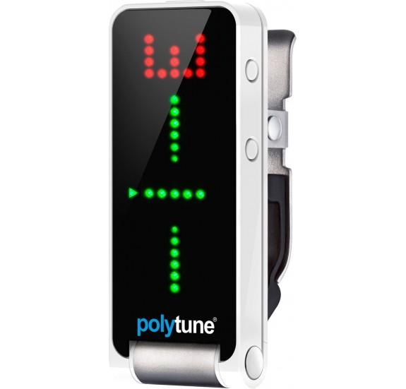 TC Electronic PolyTune Clip hangológép