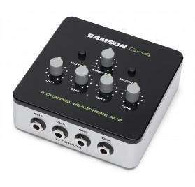 Samson QH4 4-Channel Fejhallgató erősítő