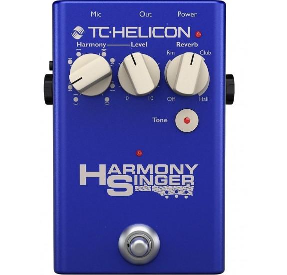 TC Helicon Harmony Singer 2 vokál effekt