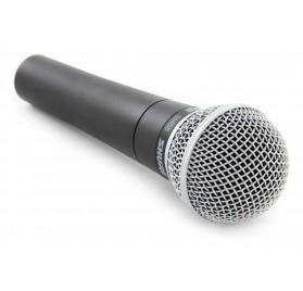 Shure SM58-LCE dinamikus énekmikrofon