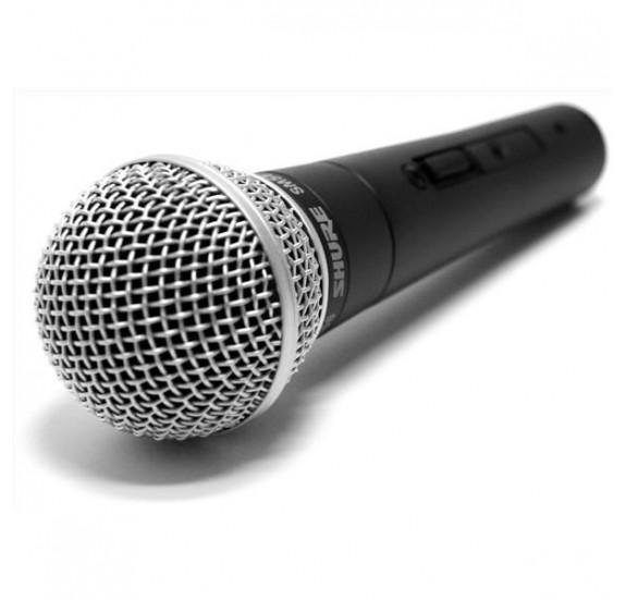 Shure SM58-SE dinamikus ének mikrofon