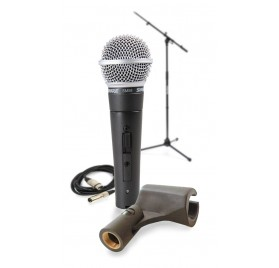 Shure SM58-SE SET dinamikus mikrofon szett