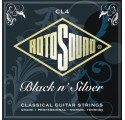Rotosound CL4 Black n´ Silver Normal klasszikus gitárhúr
