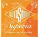 Rotosound CL2 Superia Nylon Silver Orange klasszikus gitárhúr