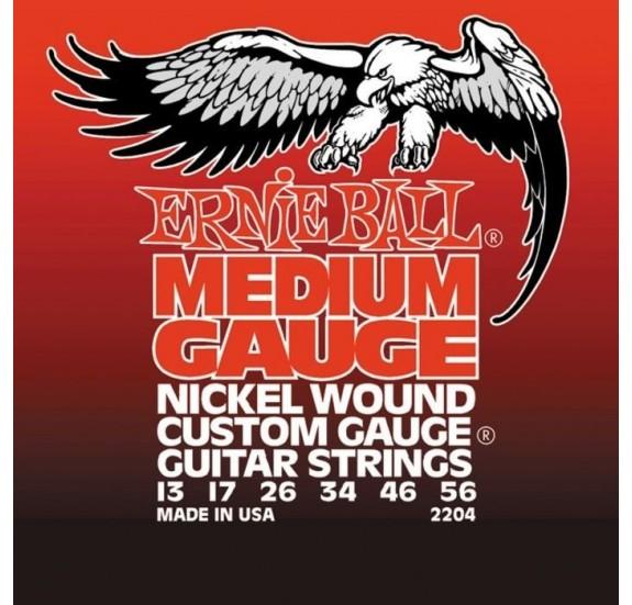 Ernie Ball Nickel Wound Medium Gauge (Wound G) elektromos gitárhúr