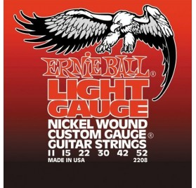 Ernie Ball Nickel Wound Light Gauge (Wound G) elektromos gitárhúr